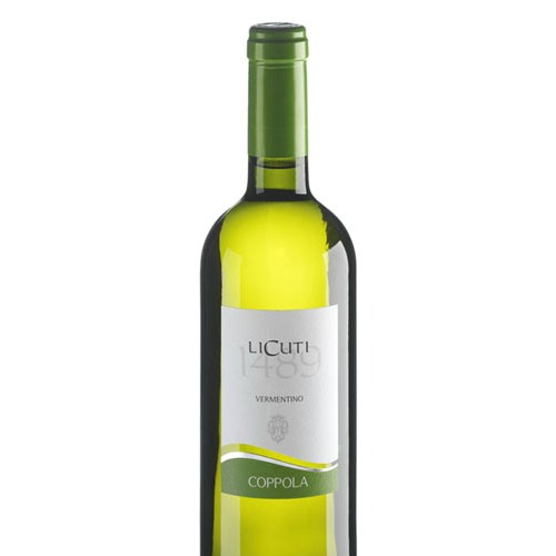 Li Cuti<br>(Vermentino Bianco) <br>€ 12<br>It well matches with white meat, fish appetizer, delicate main courses; it is great also as dessert