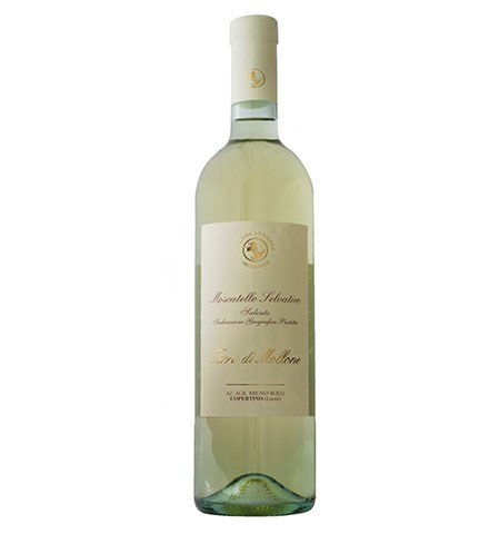 Moscatello Selvatico  <br>€ 18 <br>Highly recommended with medium aged cheeses and cured meats