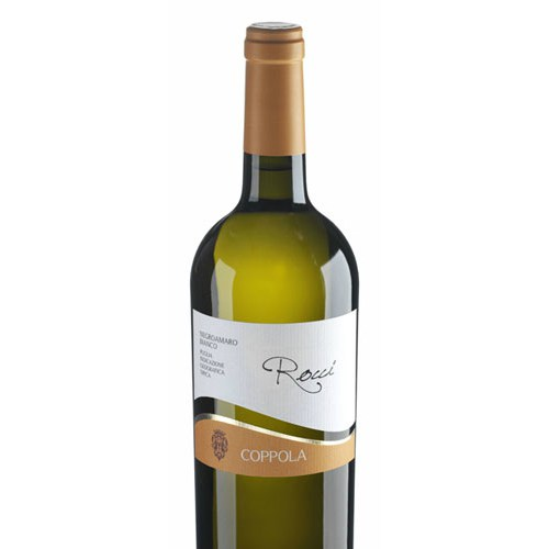 Rocci <br>€ 12<br> Highly recommended with fish and raw seafood, good combination also with cheeses and meats of quality