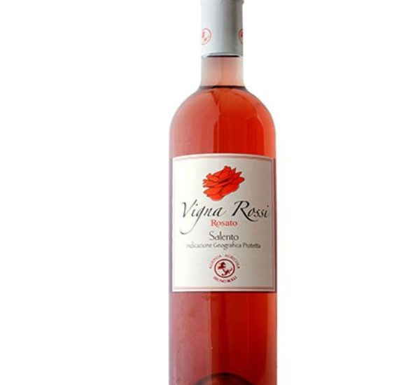 Vigna Rossi <br>(Lacrima Rosata)<br> € 15<br>Great for appetizer, it matches wll with medium aged cheeses and cured meats, good combination also with soups and white and dark meats