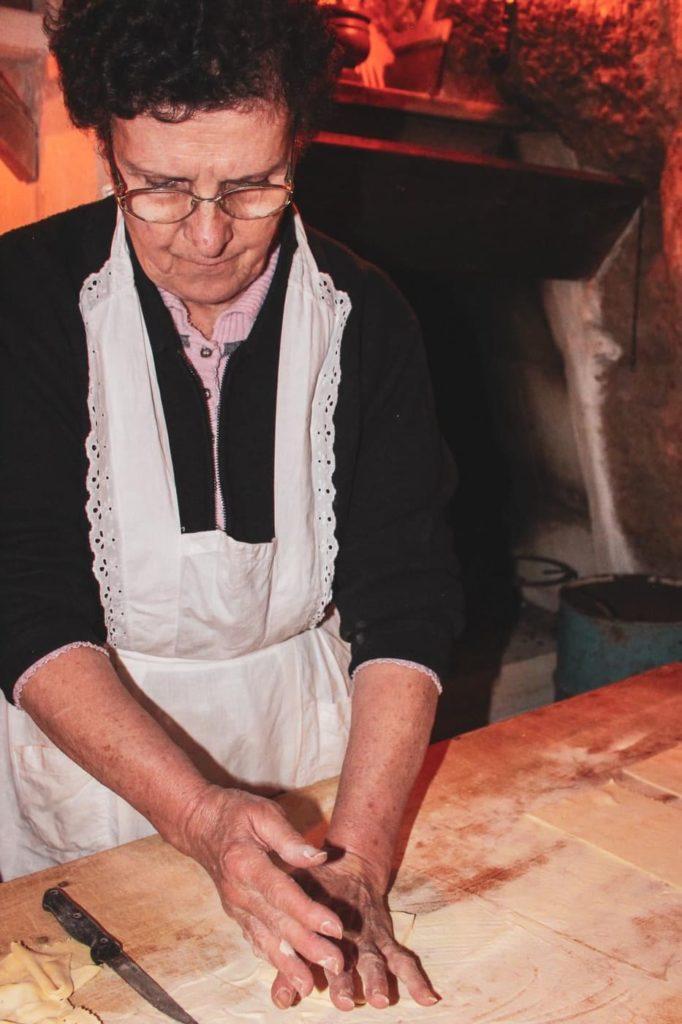 traditionelle Salento-Gerichte