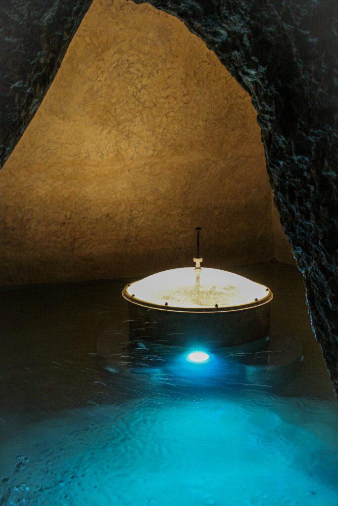 Hotel mit Whirlpool in Matino