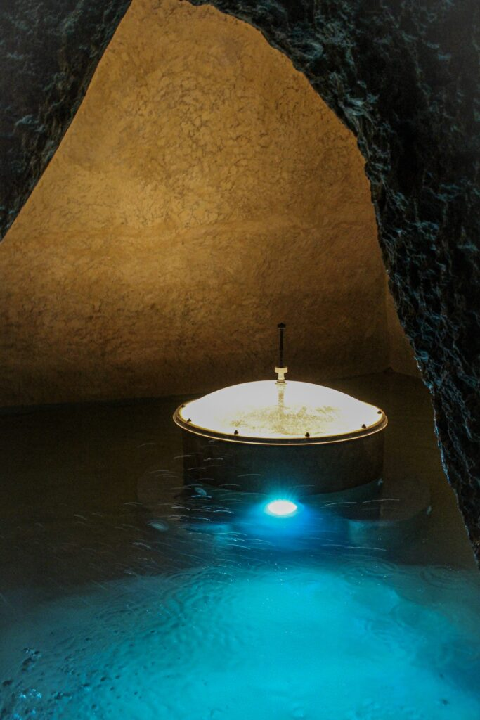 hotel con piscina Matino