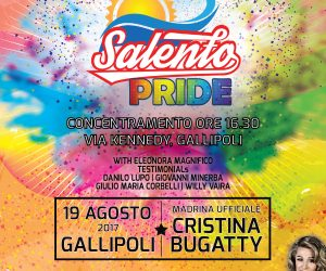 Gay Pride 2017 a Gallipoli