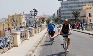 bike routes in salento