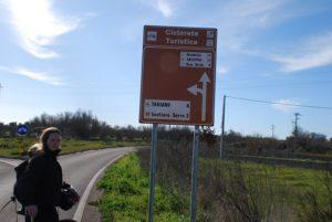 ciclorete turistica rivabella-Gallipoli