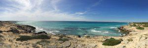 Baia Verde mare Gallipoli