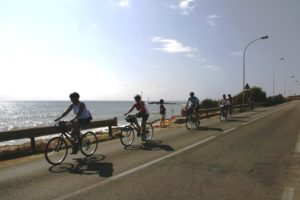 tour Gallipoli Bicicletta