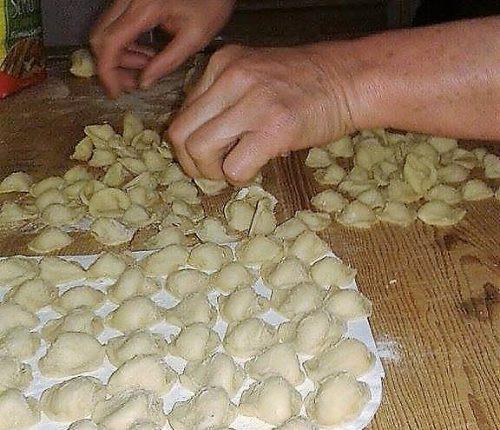 pasta fresca fatta a mano