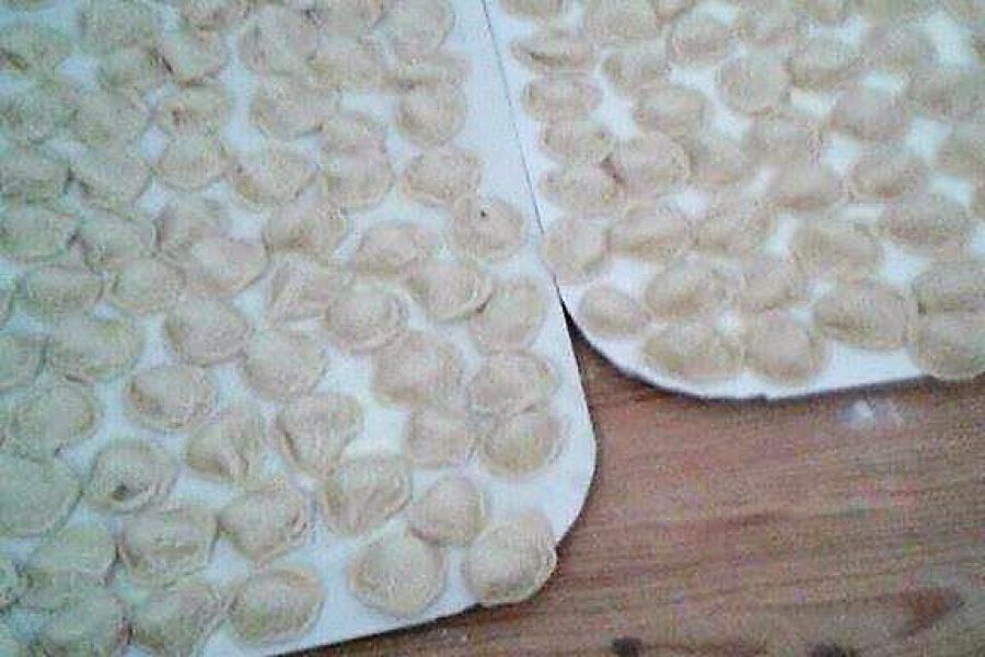 Maccaruni and sagna 'ncannulata: salentine homemade pasta