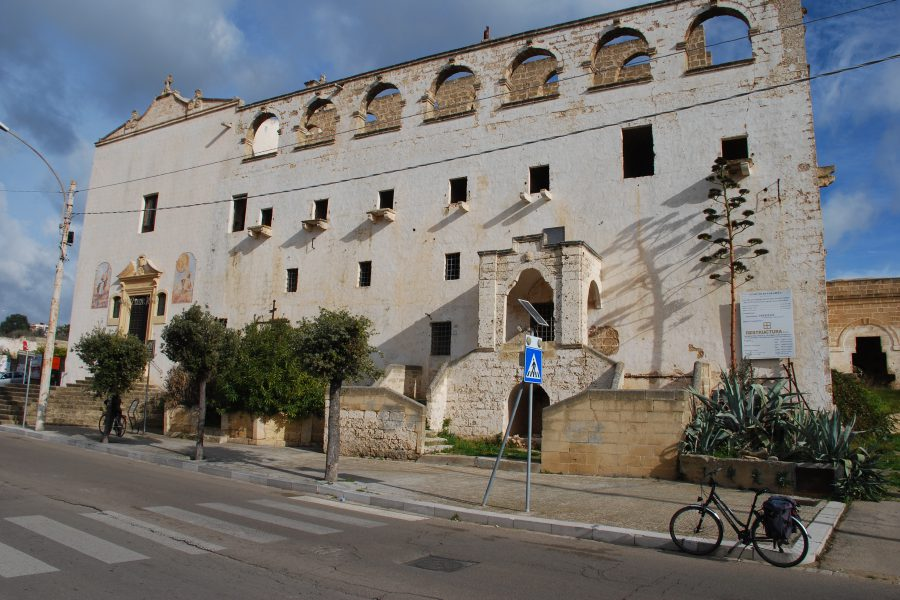 Cycling Tour Salento between history,food and wine