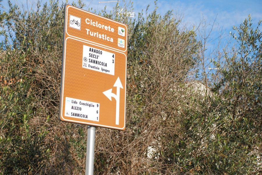 Tour scoprire il Salento in bicicletta:pizzica e enogastronomia