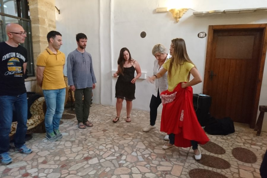 Learn Pizzica dance in South Puglia