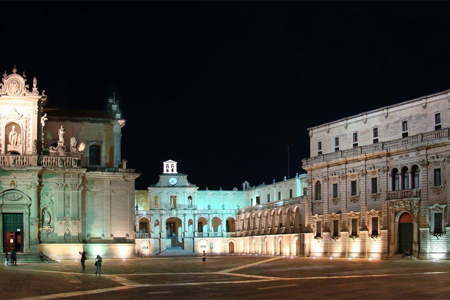 Lecce , in Apulia, what to see and do