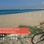 Easter weekend 2018 in south italy