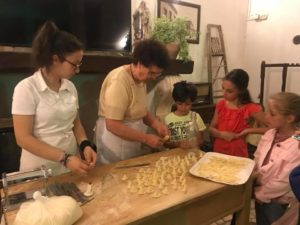 experience in Salento: typical pasta workshop in Matino