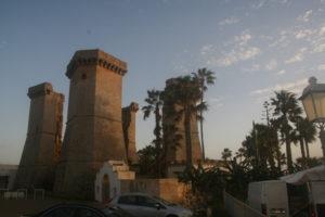 Quattro Colonne a Santa Maria al Bagno