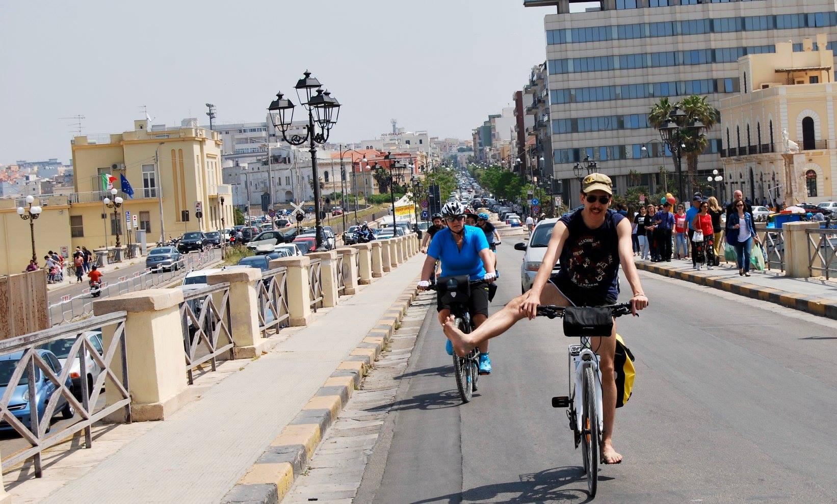 Viaggi in bicicletta I Nuovi itinerari e offerte :il Salento I