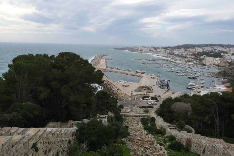 From Matino to Santa Maria di Leuca by bicycle: it can be done!