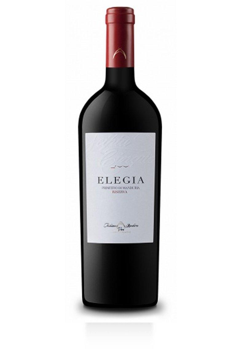 """Rosso Elegia <BR />""""Produttori Vini di Manduria"""""""