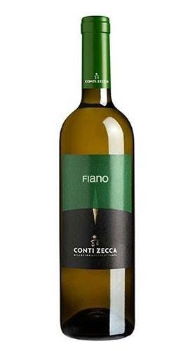 """Bianco Fiano <br /> """"Conti Zecca"""""""