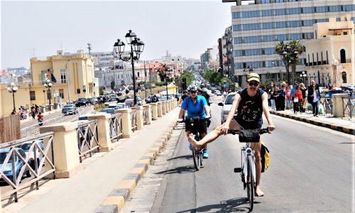 Gallipoli in bicicletta