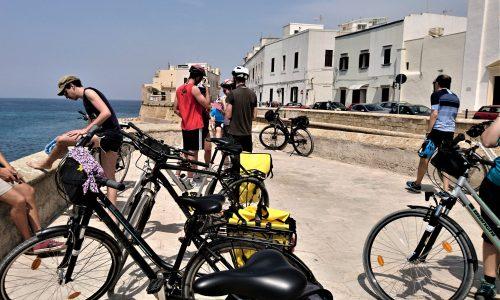 Gallipoli pedalare