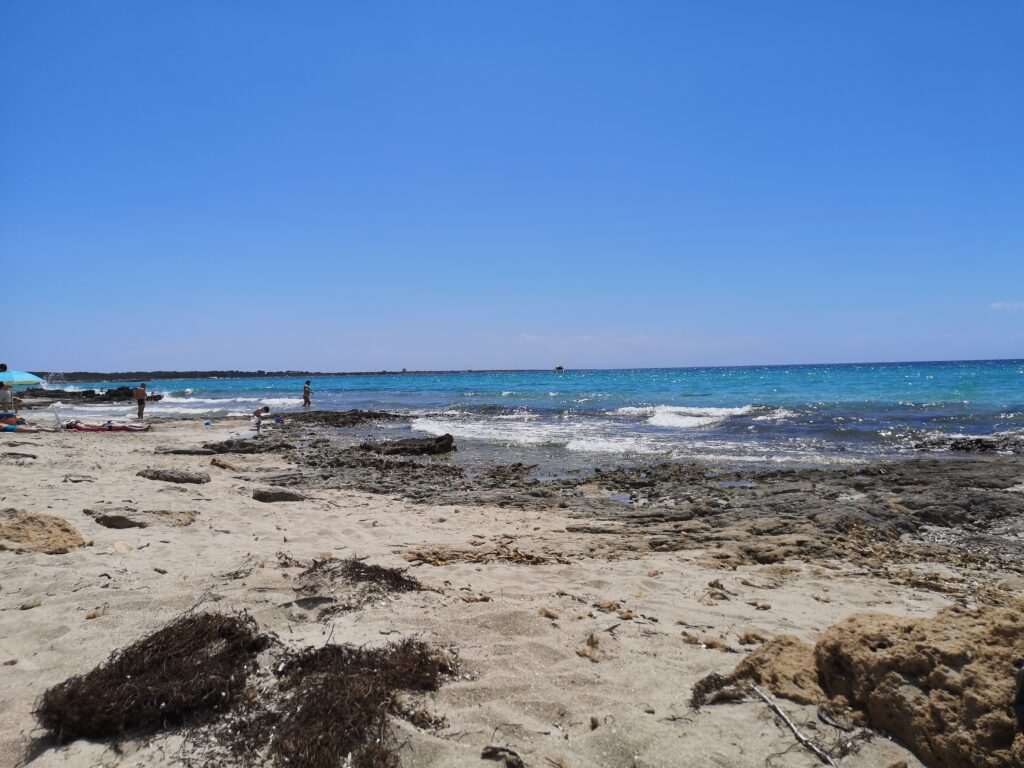 Gallipoli spiagge