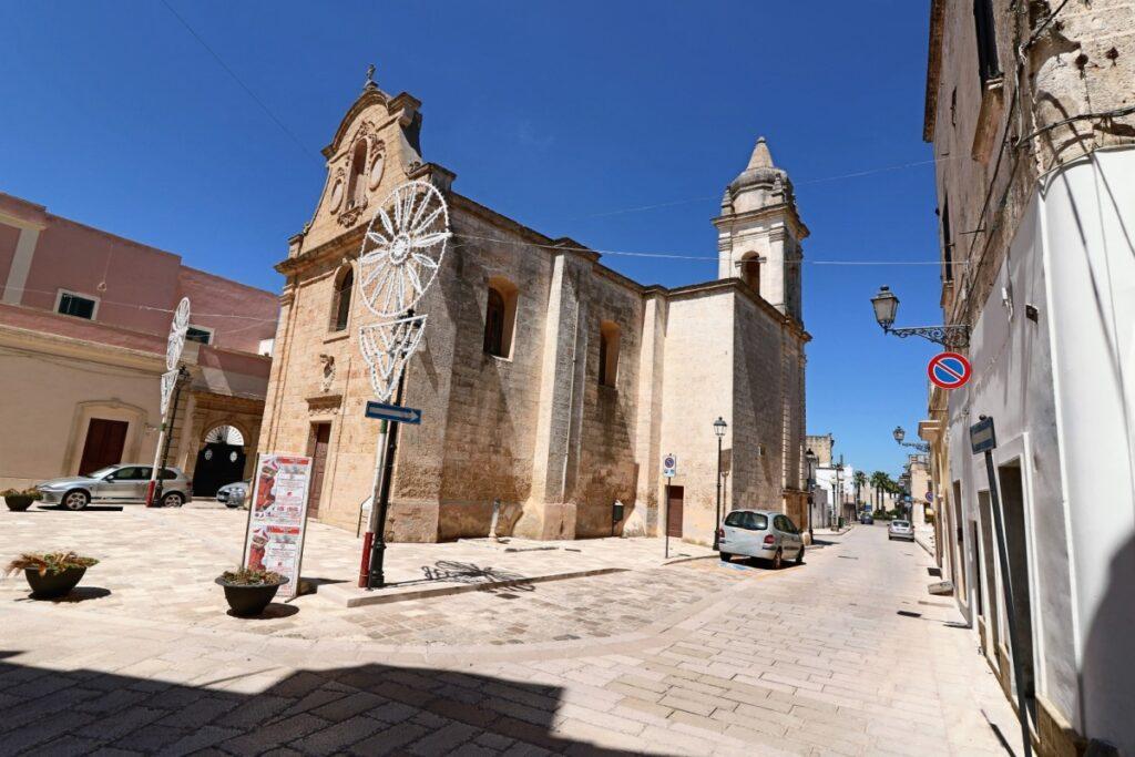 What to visit in Acquarica del Capo