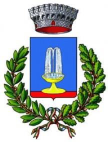 The civic emblem of Acquarica Del Capo
